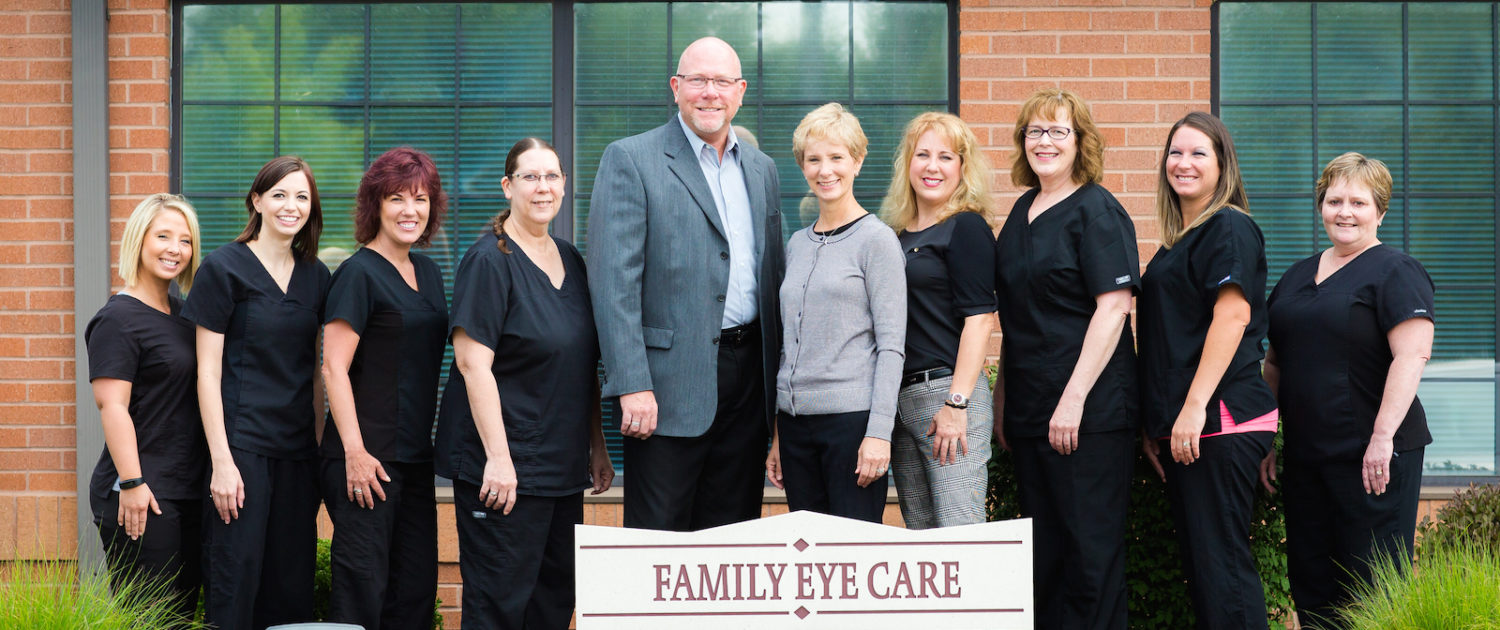 Family Eye Care Tem