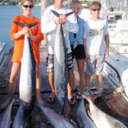 Key West January Wahoo