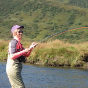 Kodiak Fly Fishing